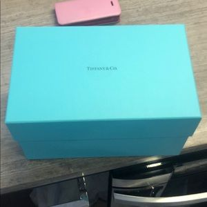 Accessories - Tiffany box empty